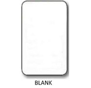 Blank Static Cling Label