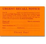 Repair Orders
